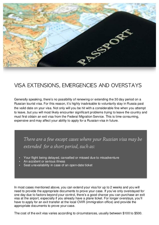 How to get Russian Visa