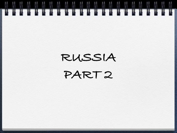 RUSSIAPART 2