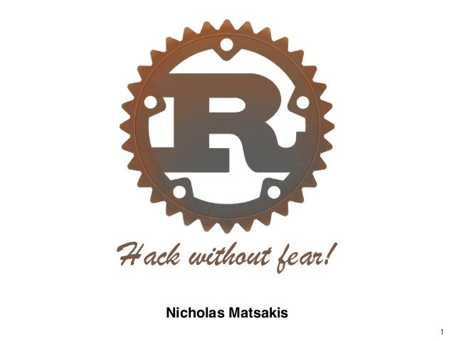Rust hack tutorial