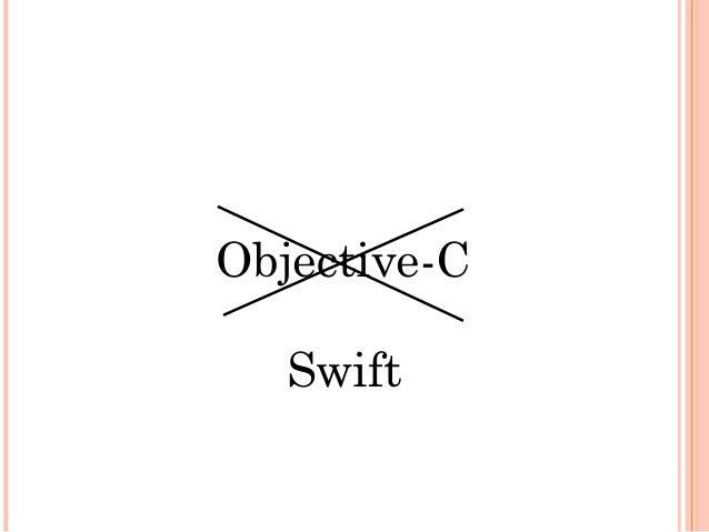 Objective-C Swift