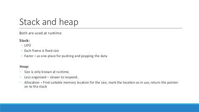 Rust presentation convergeconf