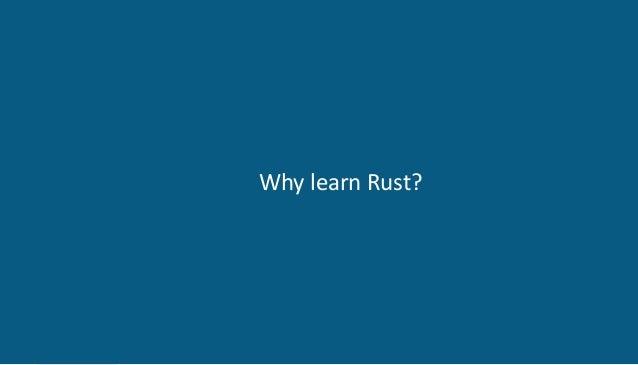 Rust Tutorial | Rust Programming Language Tutorial For Beginners | Ru…