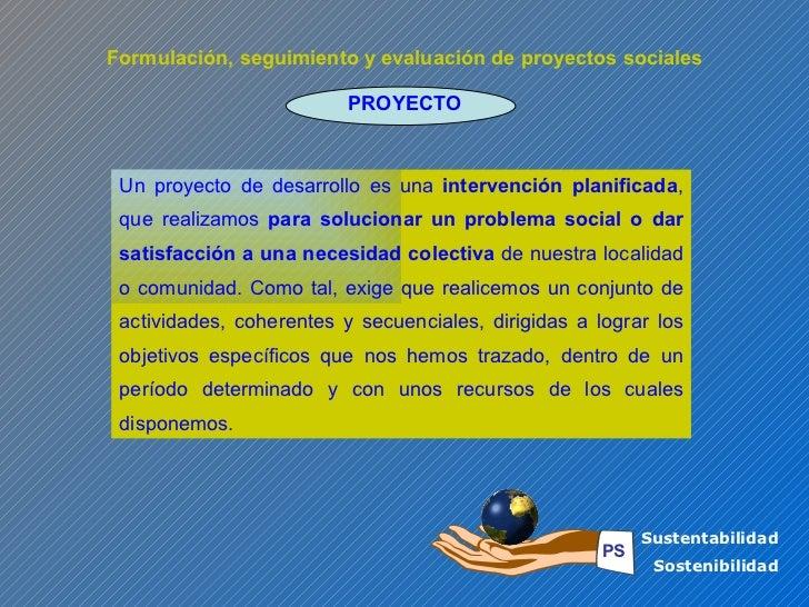 Ruta MetodolóGica Para Elaborar Proyectos Sociales Slide 2