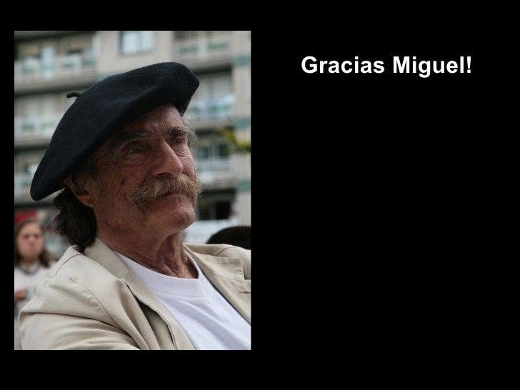 Gracias Miguel!