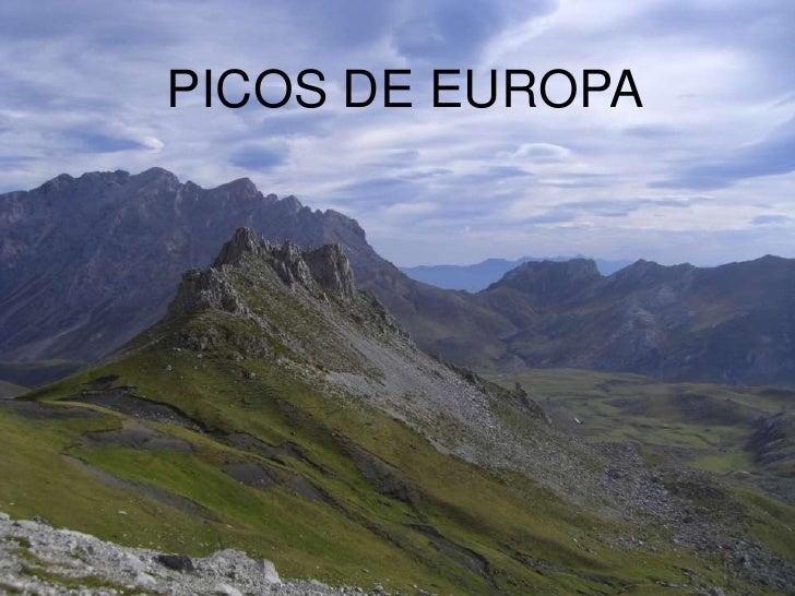 PICOS DE EUROPA<br />