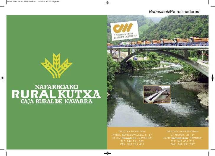 folleto 2011 vacas_Maquetación 1 19/09/11 10:22 Página 4                                                                  ...