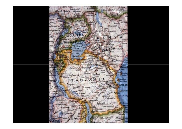 Ruta kananga  memorias de áfrica clásico