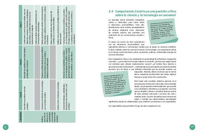 49 48 Evalúay comunicala eficiencia,la confiabilidad ylosposibles impactosdel prototipo. Describelosposiblesusosdel protot...