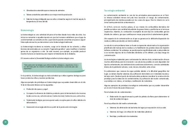 38 39  Climatización automática para crianzas de animales  Telares ancestrales automáticos con mayor nivel de producción...