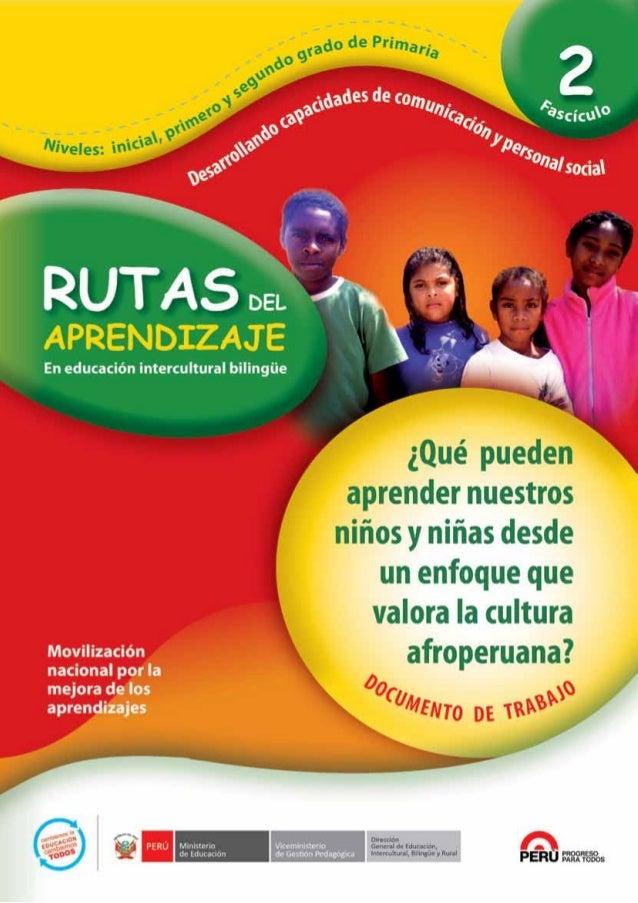 INDICE  Introducción  3  ¿Cómo podemos incorporar el enfoque intercultural para desarrollar aprendizajes significativos en...