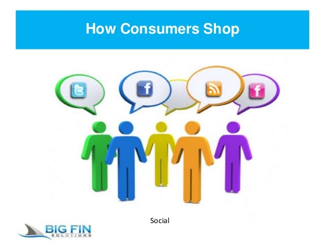 How Consumers Shop Social