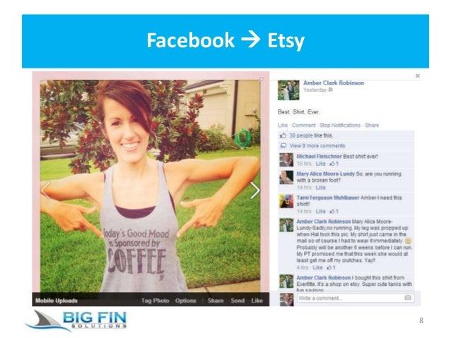 Facebook  Etsy 8