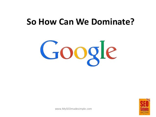 www.MySEOmadesimple.com We Used To Run Marketing Channels As Distinct, Separate Silos
