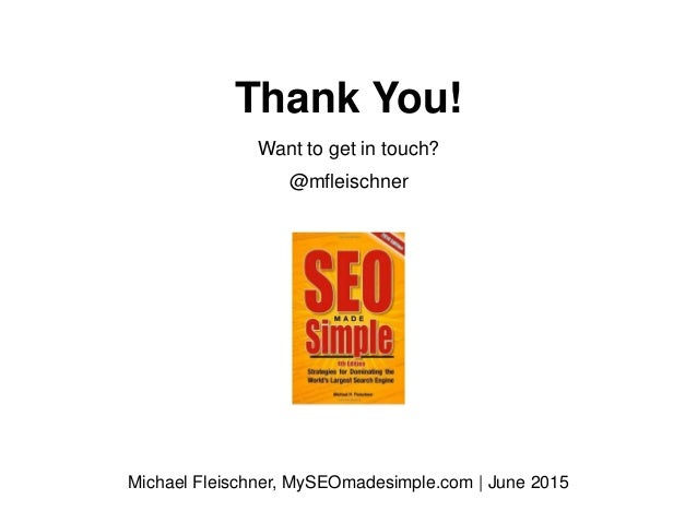 SEO Made Simple (5th Edition)