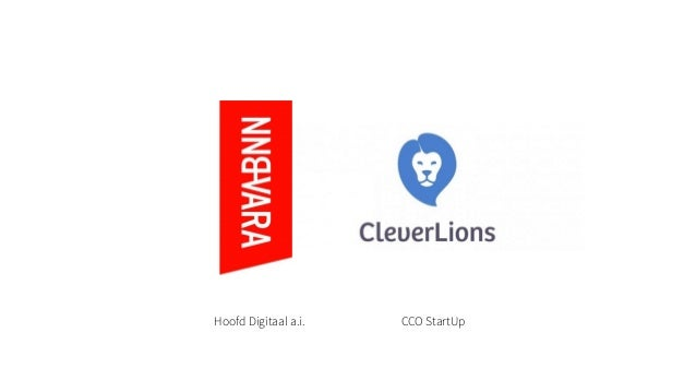 Hoofd Digitaal a.i. CCO StartUp