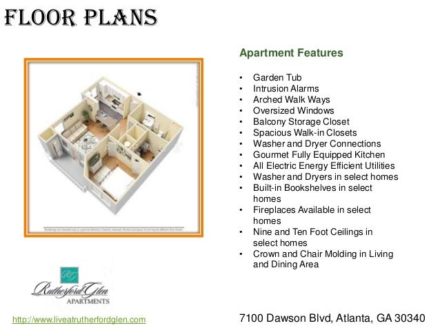 ... Atlanta, GA 30340; 2. Floor Plans Apartment ...