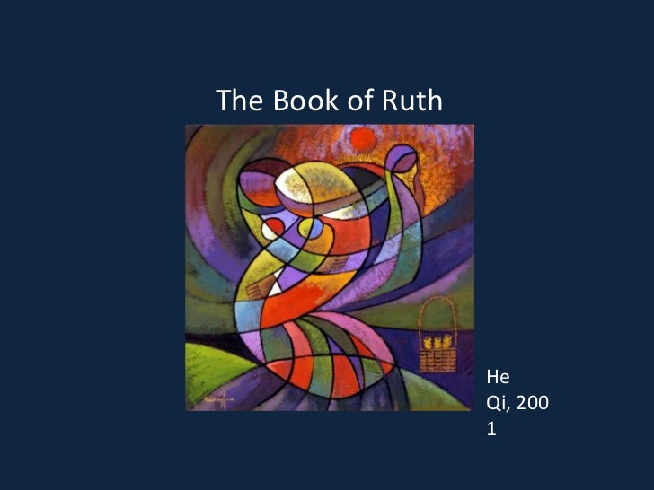 The Book of Ruth<br />He Qi, 2001<br />