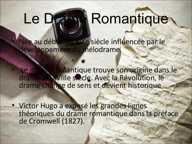Dissertation drame romantique lorenzaccio