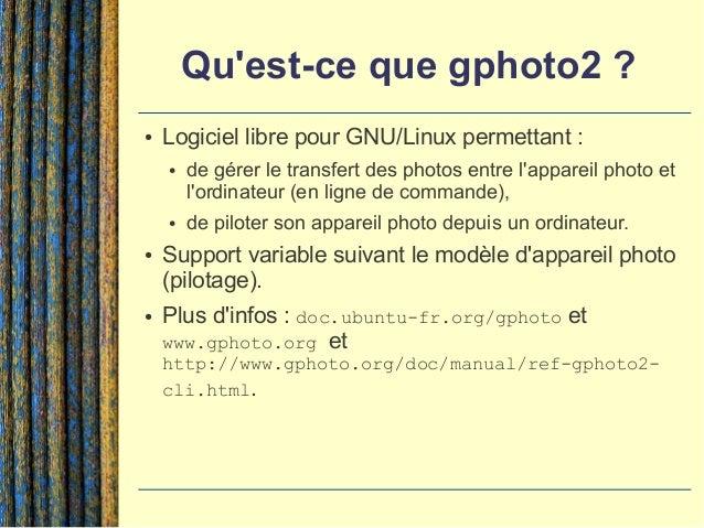 Gphoto2 manual