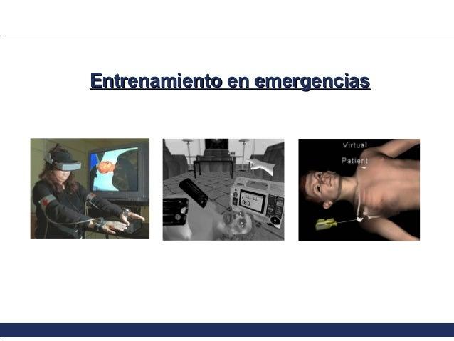Entrenamiento en emergencias