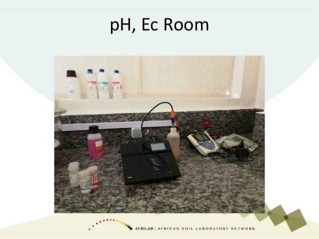 pH, Ec Room