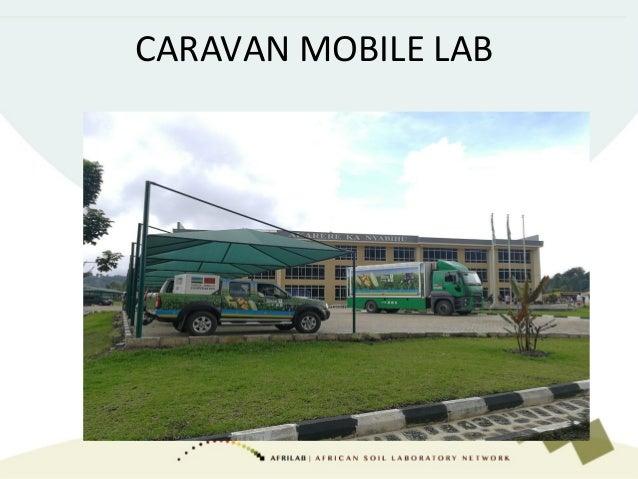 CARAVAN MOBILE LAB