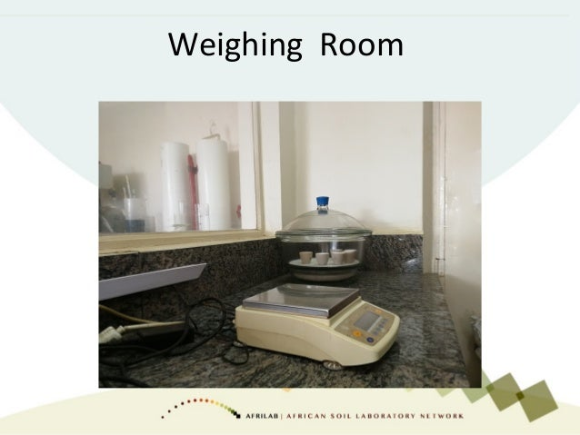 Weighing Room