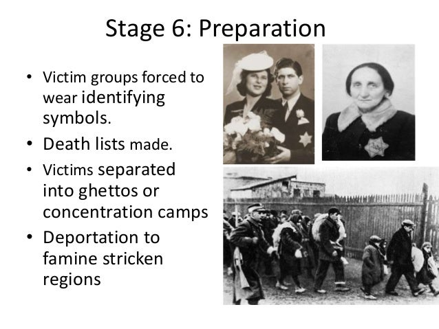 The Rwandan Genocide and the Eight Stages of Genocide