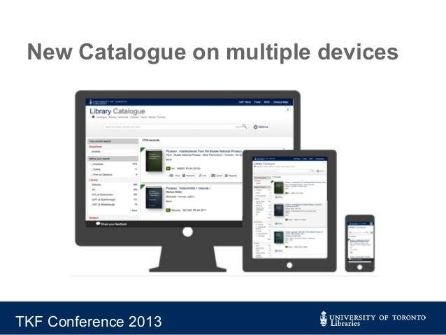 Responsive Web Design At University Of Toronto Libraries