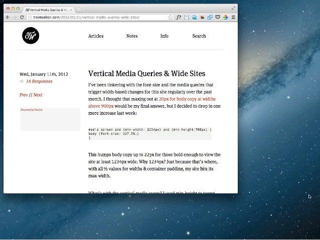 http://bradfrostweb.com/blog/mobile/anatomy-of-a-mobile-first-responsive-web-design/