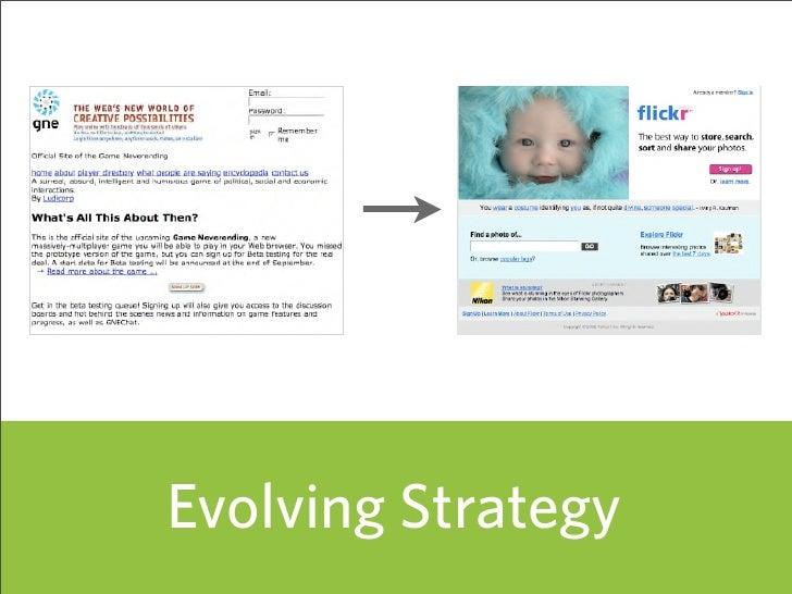 Evolving Strategy                     45