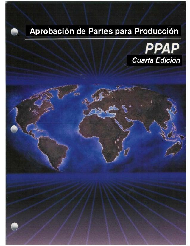 Manual ppap 4 2006 español