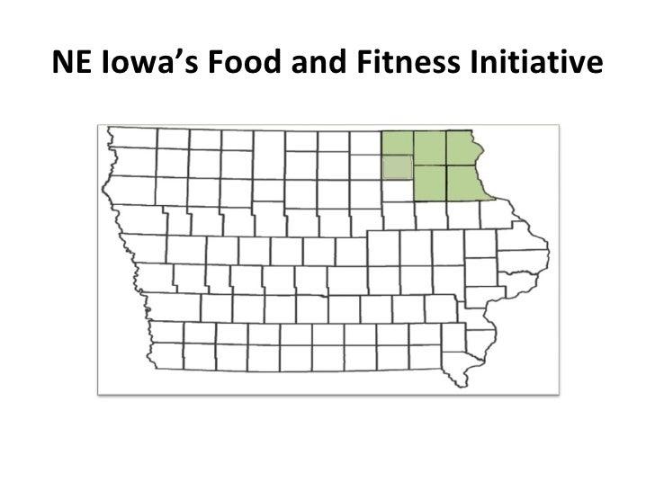 NE Iowa's Food and Fitness Initiative