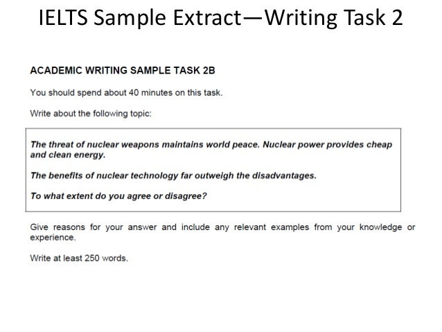 sample argumentative essay on technology
