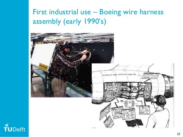 Boeing Wire Harness - Technical Diagrams on