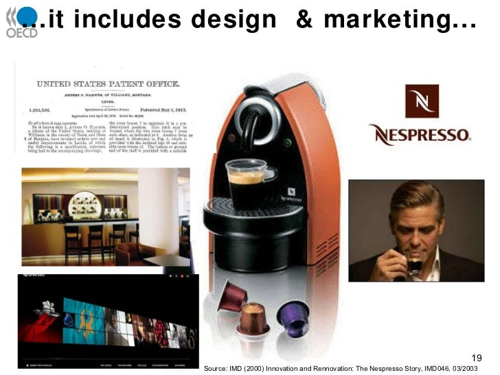 innovation and rennovation the nespresso story Our stories nestlé in society  nestlé establishes a new hub for innovation in beverages in singapore  its mission will be to accelerate renovation and.