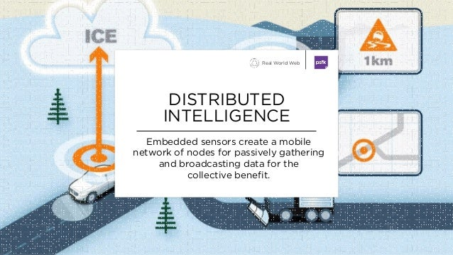 Embedded sensors create a mobile network of nodes for passively gathering and broadcasting data for the collective benefit...