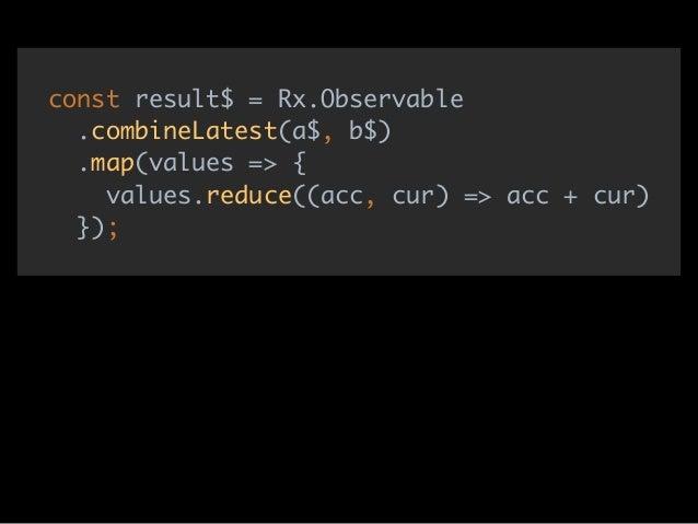+ Reactive + Functional OOP FP