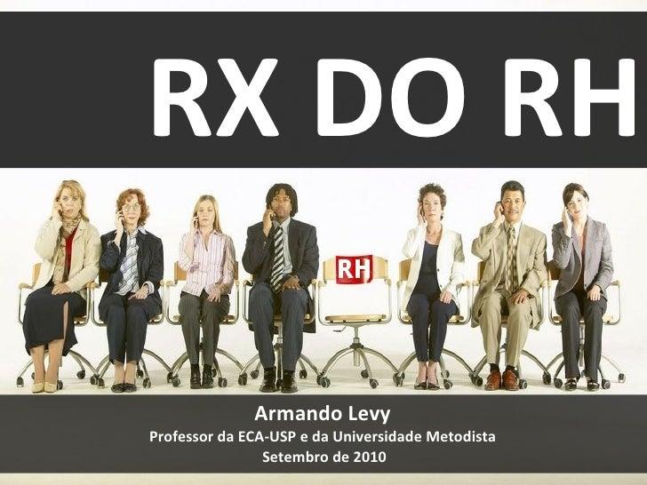 RX do RH