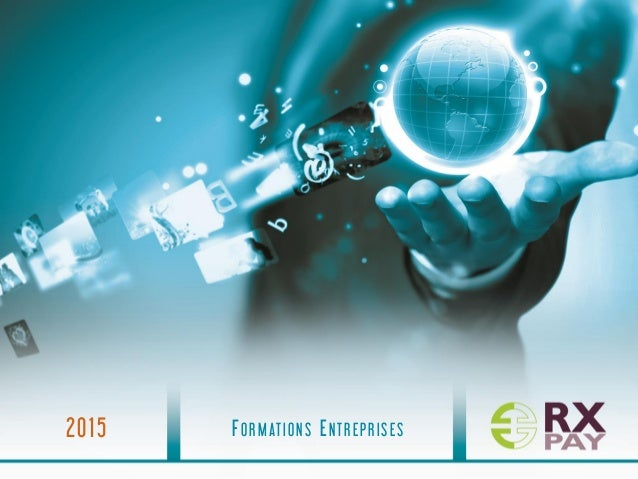 FORMATIONS ENTREPRISES2015