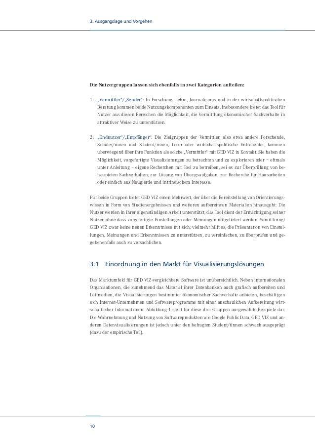 12 3. Ausgangslage und Vorgehen Dabei unterscheiden sich die verschiedenen Produkte hauptsächlich in den drei Eigenschafte...
