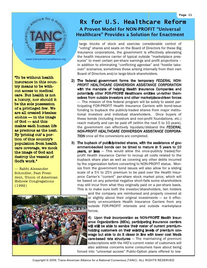 hca255 health reform paper View essay - health reform plan paper hca-255 from gcu hca-255 at  western governors health reform plan paper jordan avaritt hca-255 prof  pauline.
