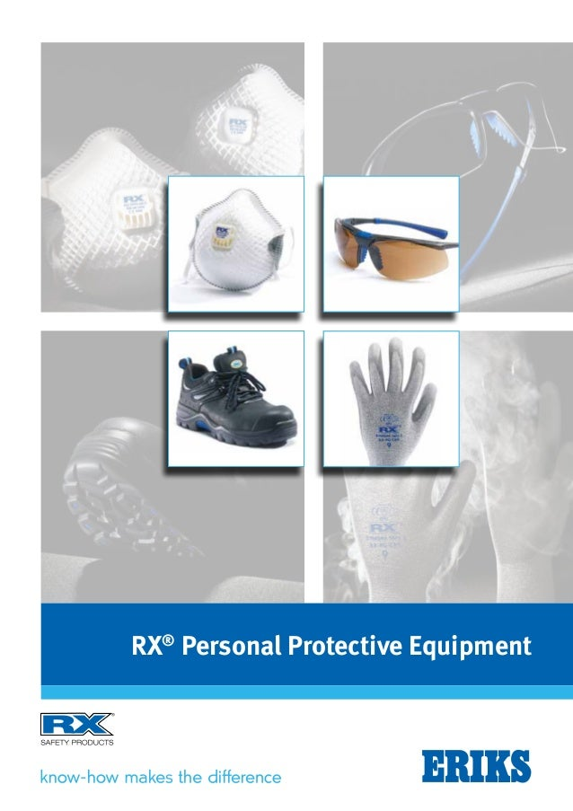 RX® Personal Protective Equipment