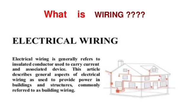 hospital wiring system rh slideshare net Home Wiring Basics with Illustrations Home Wiring Basics with Illustrations