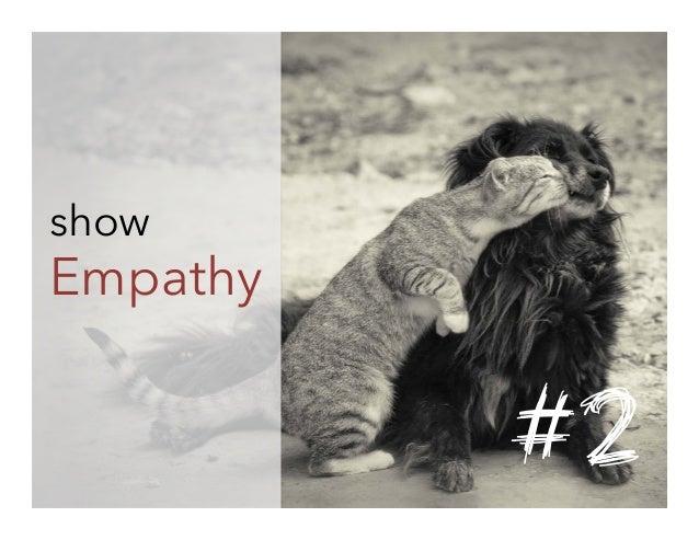 show  Empathy  #2