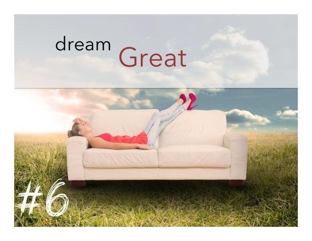 dream  #6  Great