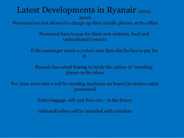 internal stakeholders of ryanair Internal / specialized governance seagate's corporate governance guidelines provide a framework for how the company's board of directors exercises its.