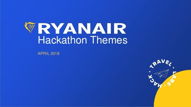 Hackathon Themes APRIL 2018