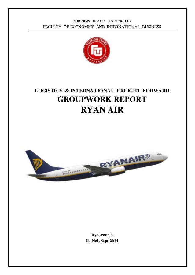 business report on ryan air The devil's advocate reviews ryanair business plus, one of the world's  think  they've got the market cornered on premium class trip reports.