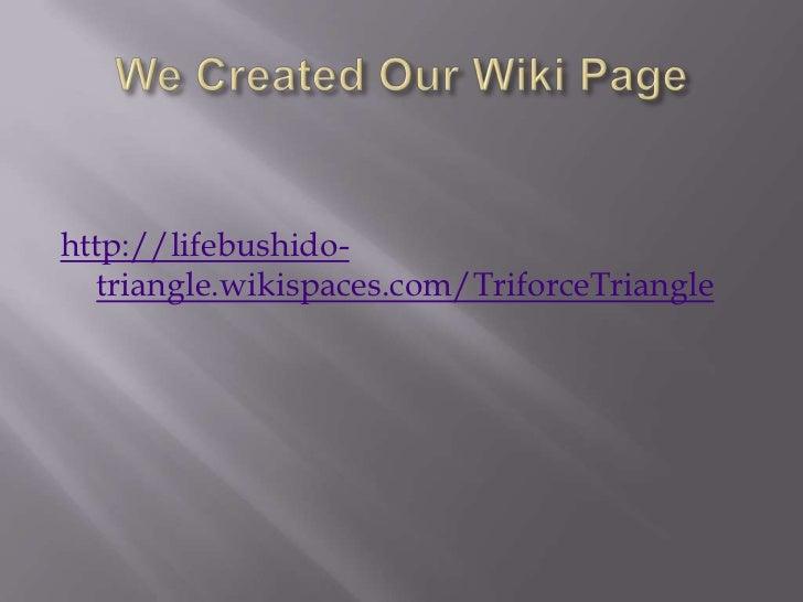 Ryan Harris - Lifebushido Triangles - Triforce Triangle Slide 3